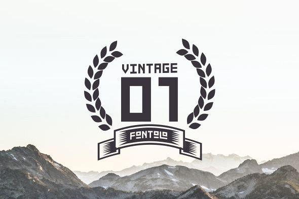Fontolo Typeface example image 3