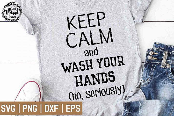 Wash Your Hands SVG