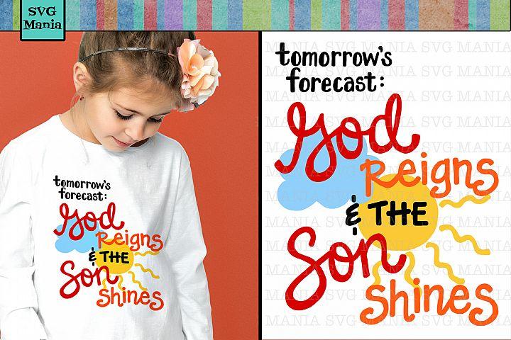 Kids Christian SVG File, Easter Shirt SVG, VBS SVG File, SVG