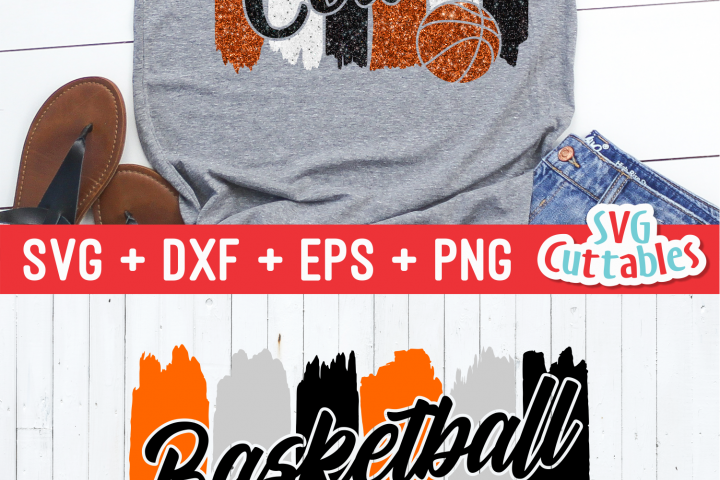 Basketball Coach | SVG Cut File example image 3