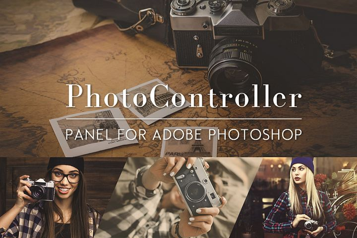 Photo Controller Panel