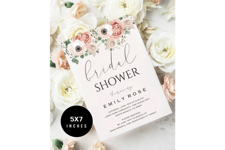 Bridal Shower Invitation CC_4