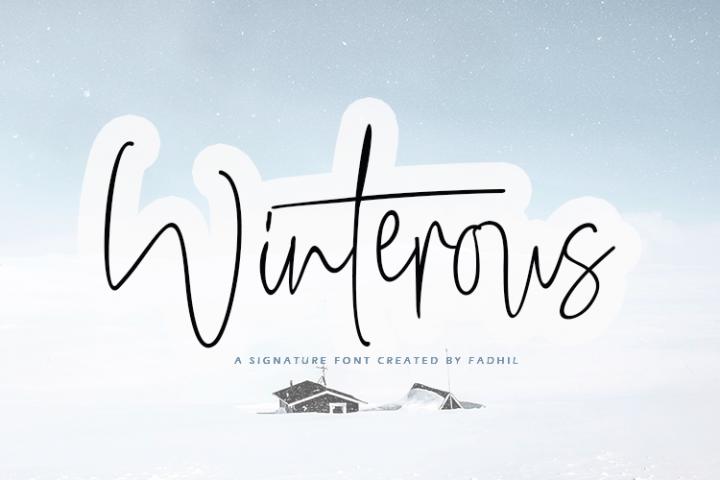 Winterous Duo