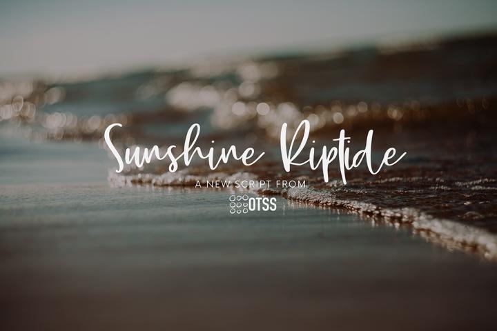 Sunshine Riptide