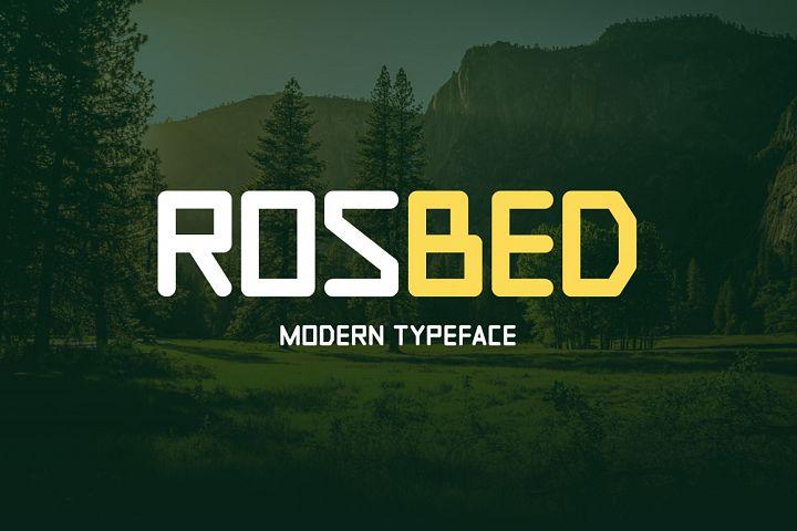 Rosbed
