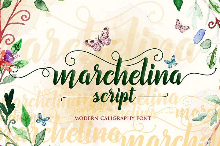 Marchelina Script