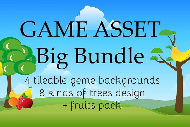 Game Asset Big Bundle