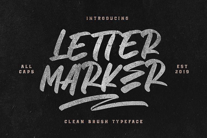 Letter Marker