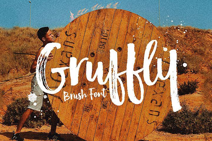 Gruffly