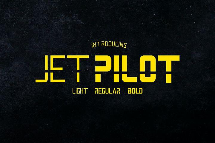 Jet Pilot Family example image 5