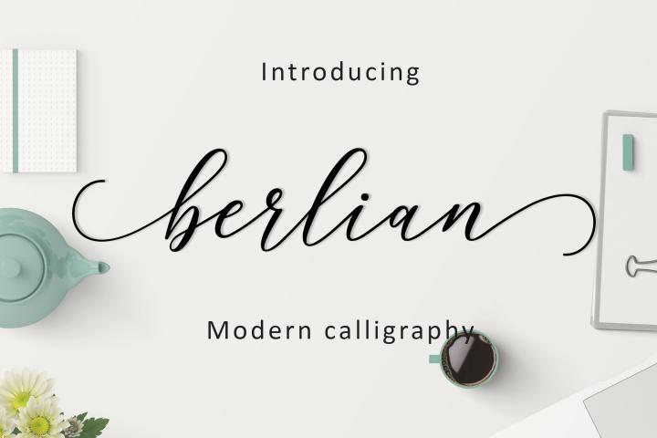 Berlian Script