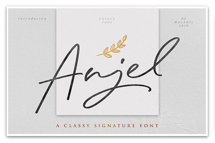 Anjel // Classy Signature