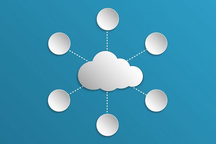 Cloud diagrams