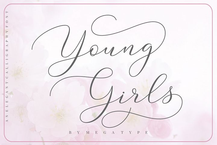 Young Girls Script