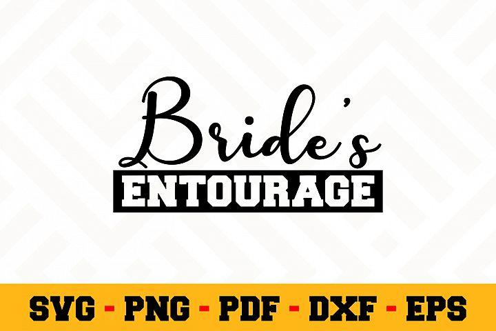 Bride SVG Design n629 | Wedding SVG Cut File