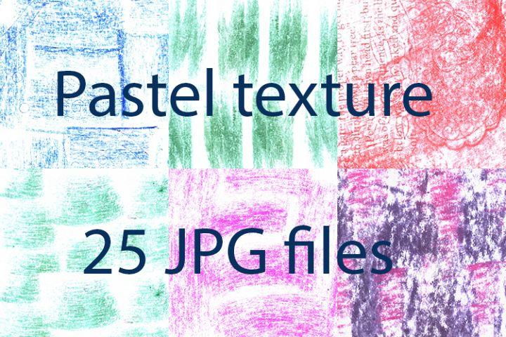 Pastel texture.