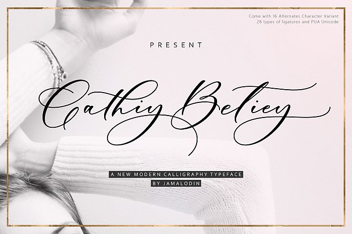 Cathiy Betiey Script