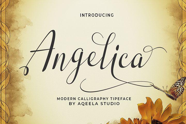 Angelica Script