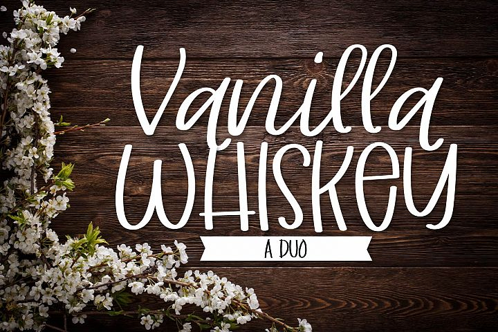 Vanilla Whiskey - A Duo Script & Print Set