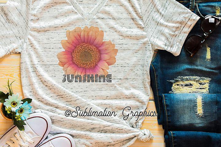 Sunshine Sublimation Digital Download