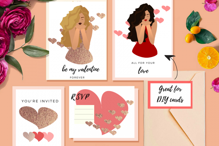 Valentine Crush Clip Art
