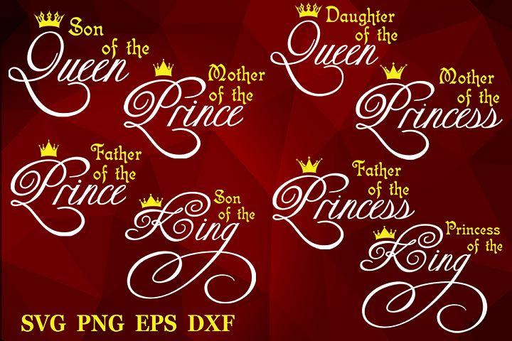 Family bundle svg Mothers day svg Fathers day svg