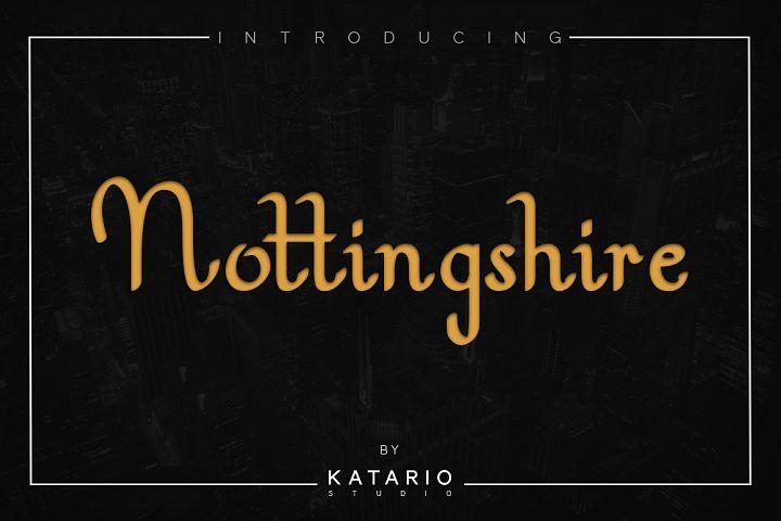 Nottingshire