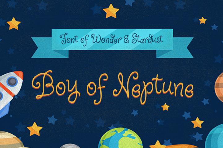 Boy of Neptune