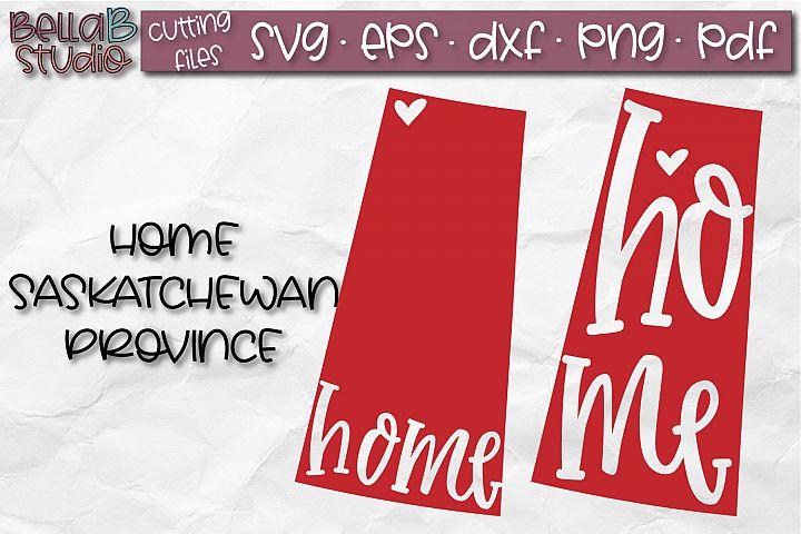 Saskatchewan Home Province SVG, Canada SVG, Canadian SVG