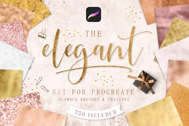 Elegant Kit for Procreate
