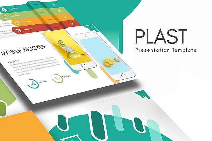 PLAST - Multipurpose Keynote Presentation Template