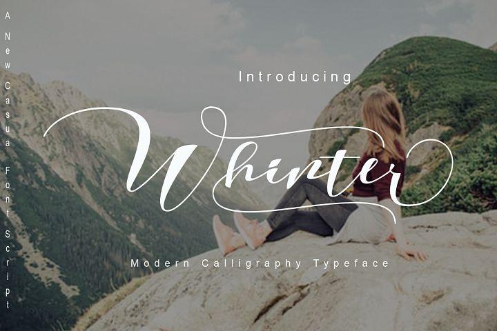 Whinter Script