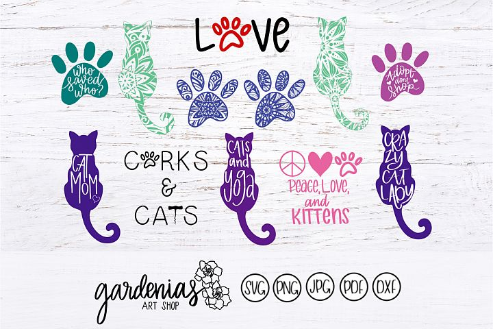 Cat Lovers Bundle
