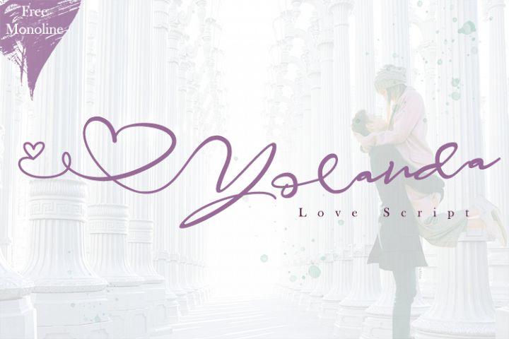 Yolanda Love Script