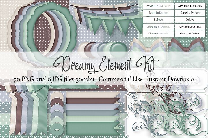Dreamy Element Kit