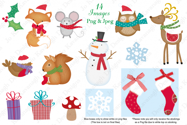 Christmas clipart, Christmas graphics & illustrations - Free Design of The Week Design 2