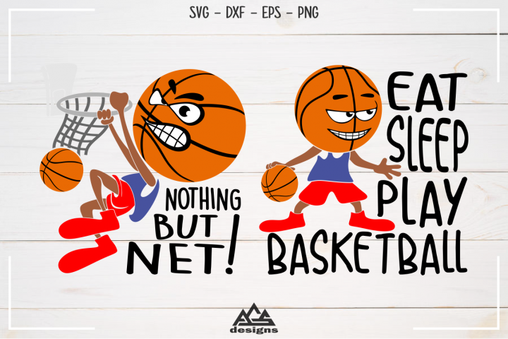 Funny Ball Basketball Quote Sport Svg Design