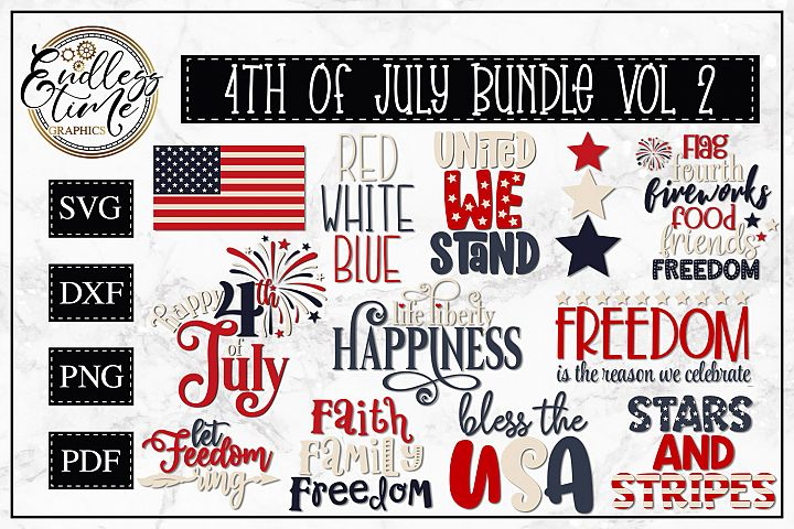 4th of July Bundle Volume 2 - A Patriotic Bundle