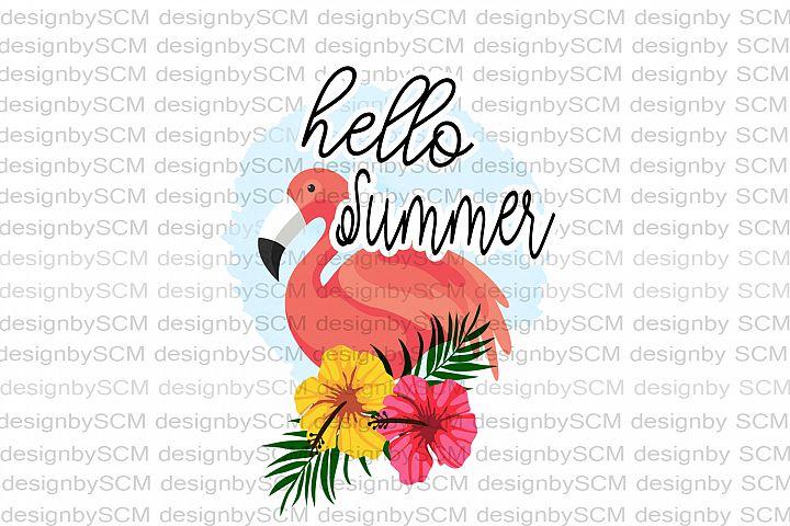 hello summer design,sublimation transfer ,hello summer png