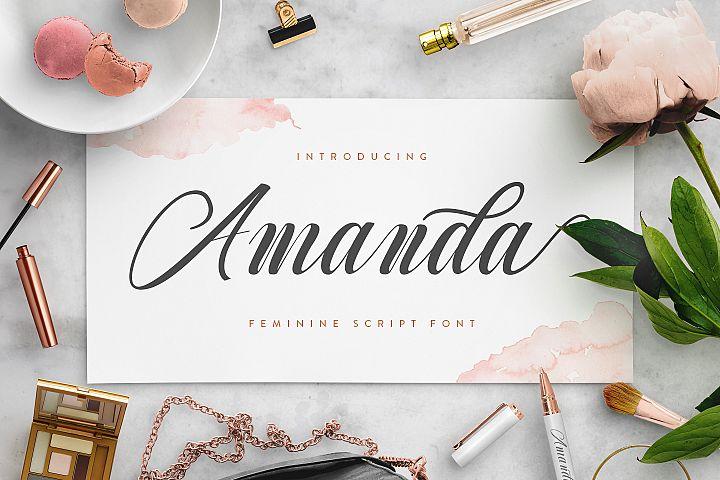 Amanda  example