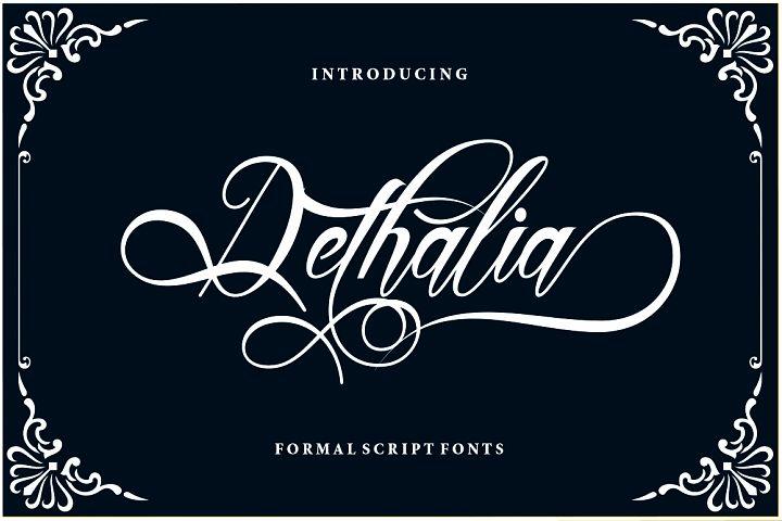 Dethalia