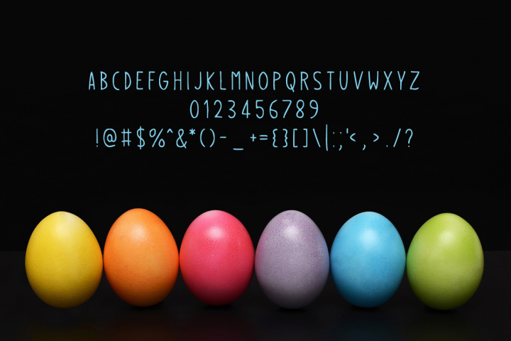 Easter Eggs example image 4