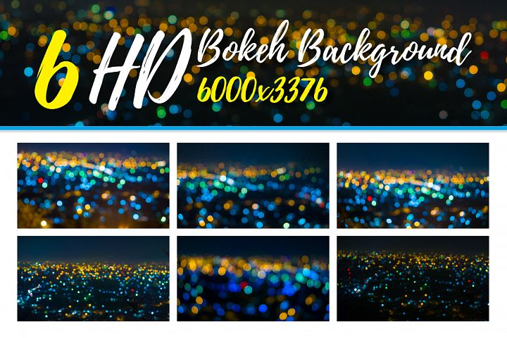 HD Background Bokeh