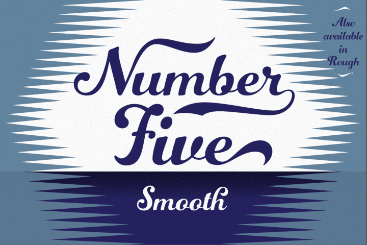 Number Five Smooth example image 1