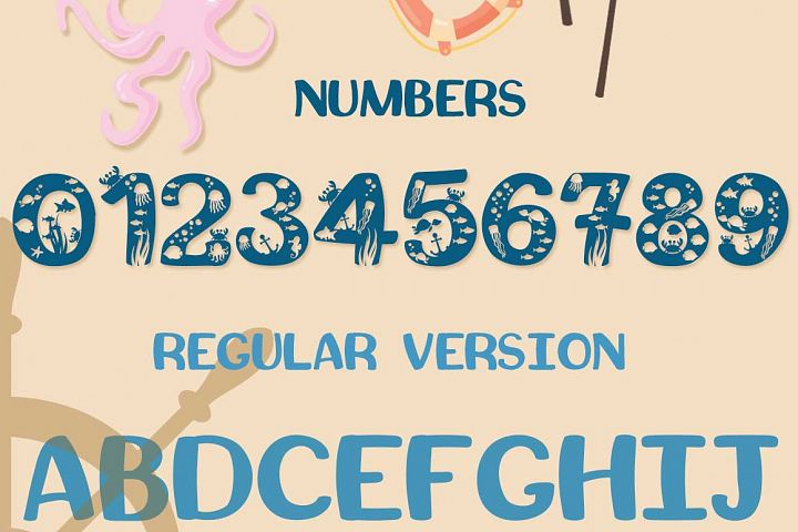 Squishy Craft Font - Free Font of The Week Design2