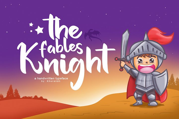 The Fables Knight