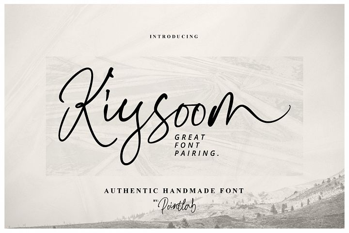 Kiysoom Signature!