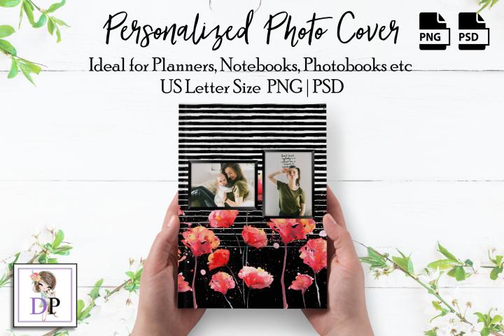 Photo Cover Frame Art for Planner, Notebook, Photobook S1 12