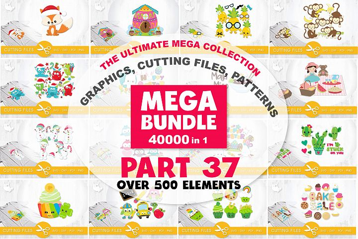 MEGA BUNDLE PART37 - 40000 in 1 Full Collection