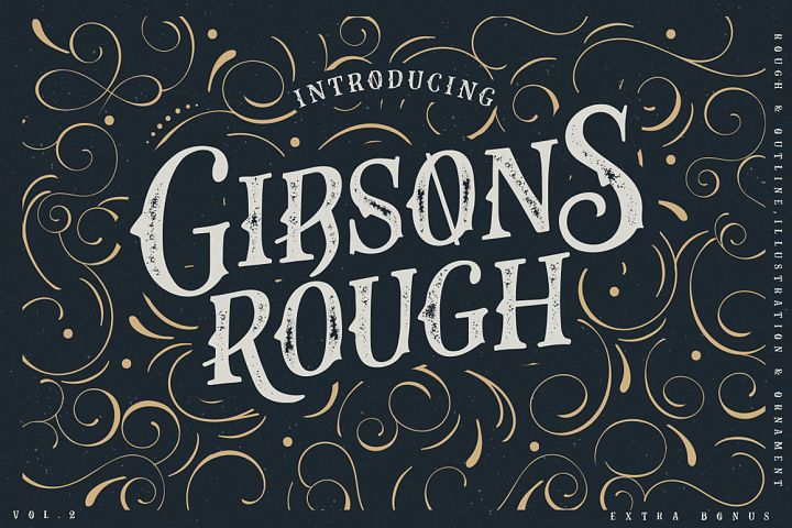 Gibson Co. Vol. 2 Rough